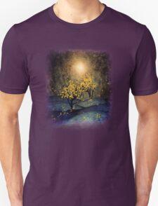Yellow Autumn Unisex T-Shirt