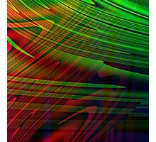Linear Mirage Photographic Print