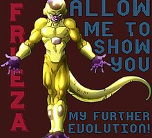 Golden Frieza - Revival of F by ciccioDeeamci