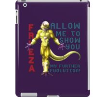 Golden Frieza - Revival of F iPad Case/Skin