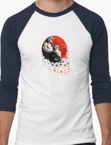 Stone Men Of Helsinki Men's Baseball ¾ T-Shirt