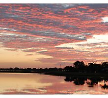 Lakefront Kissimmee, FL Photographic Print