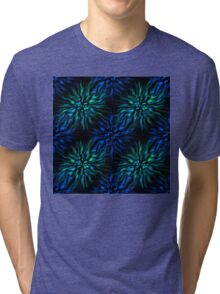 Abstract background 18 Tri-blend T-Shirt
