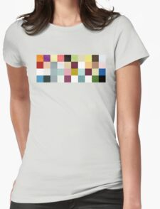 Look Closely... Womens Fitted T-Shirt
