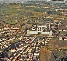 Convento de Mafra   -   Portugal by BaZZuKa