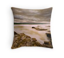 Madras Eye Throw Pillow