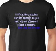 He Was The Most... Human Unisex T-Shirt