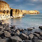 Castlemartin Cliffs ~ Pembrokeshire by Mark Guest