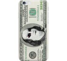 Gothic Banknote Parody iPhone Case/Skin