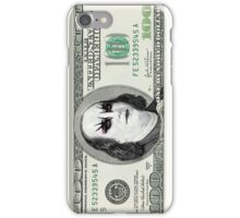 Gothic Banknote Parody iPhone Case/Skin