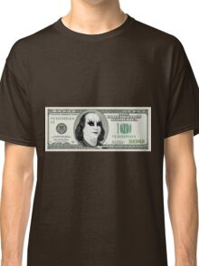 Gothic Banknote Parody Classic T-Shirt
