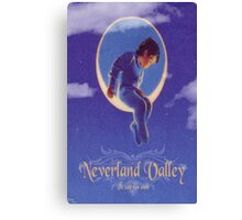 Neverland Valley Canvas Print