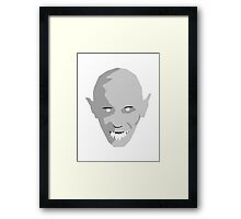 Petyr - What We Do in the Shadows Framed Print