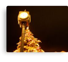 Time for Santa! Canvas Print