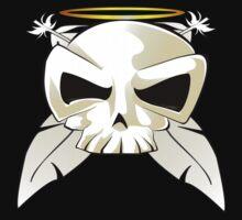 Angellic Skull by Oubliette