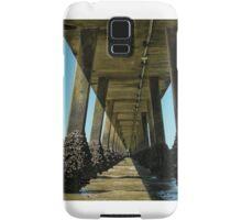 Townsville Pier Samsung Galaxy Case/Skin