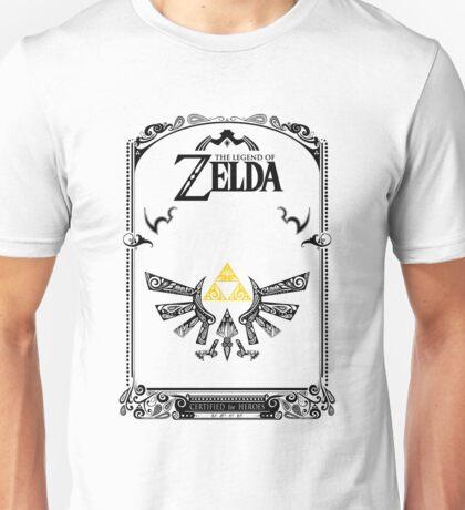 Zelda legend Hyrule Unisex T-Shirt