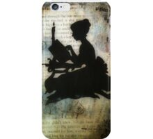 All the Stories in Her Head iPhone Case/Skin