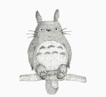 Totoro by sferyn