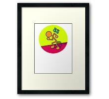 Dance Time Framed Print