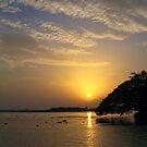 Kerala Sunset by Nickolay Stanev