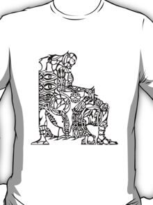 chairman b/w T-Shirt