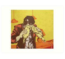 ''Through The Looking Glass'' Art Print