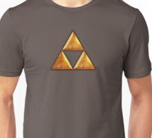 Triforce Tee (small) Unisex T-Shirt