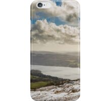 Windermere from Wansfell Pike, Lake District iPhone Case/Skin