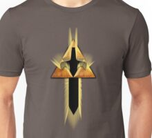 Master Sword Silhouette Tee Unisex T-Shirt