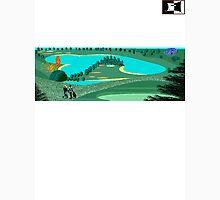Golf  071 Mens V-Neck T-Shirt