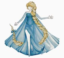 Elsa in the air (Frozen) Kids Clothes