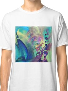 """Eclectic"" original abstract artwork Classic T-Shirt"