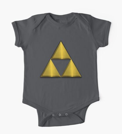 Triforce Tee (Large) One Piece - Short Sleeve