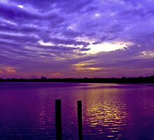 LILAC WATERS by KENDALL EUTEMEY