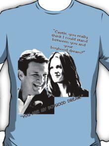 Boyhood Dream B/W T-Shirt