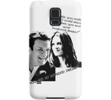 Boyhood Dream B/W Samsung Galaxy Case/Skin