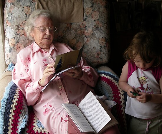 """""""In a moment dear ... Gnana is reading"""" by chijude"""
