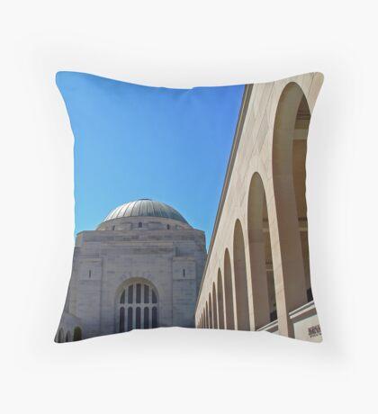 War Memorial - Canberra Throw Pillow