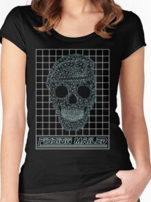 Fission Mailed! Women's Fitted Scoop T-Shirt