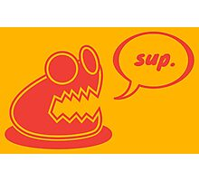 sup. monster Photographic Print