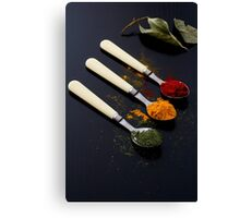 Spice up your life! Canvas Print