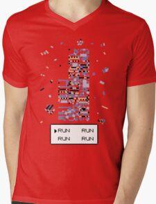 A Wild Missingno. appeared! Mens V-Neck T-Shirt