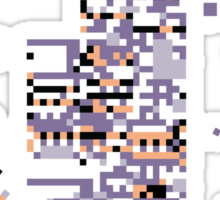 A Wild Missingno. appeared! Sticker