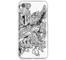 Le monstre iPhone Case/Skin