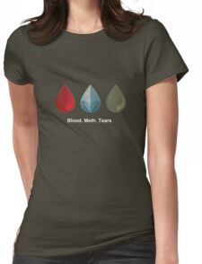 B&M&T Womens Fitted T-Shirt