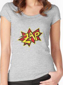 Zapp Women's Fitted Scoop T-Shirt