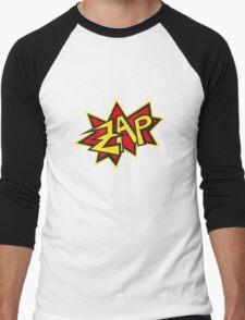 Zapp Men's Baseball ¾ T-Shirt
