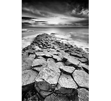 Hopscotch for Giants Photographic Print