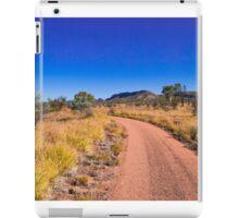 Australia, outback iPad Case/Skin